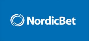 NordicBet logo för roulette